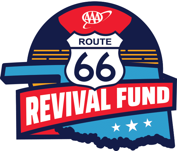 Route 66 Revival Fund Logo